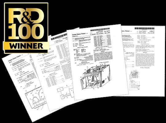 MARS 6微波消化器曾獲R&D100大獎並囊括多項微波化學專利