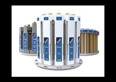 CEM MARS 6微波消化器的各式微波消化瓶組