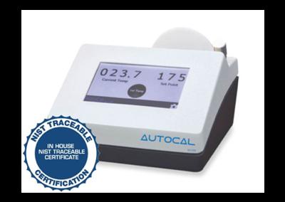 CEM AutoCal NIST 可追溯溫度校正器