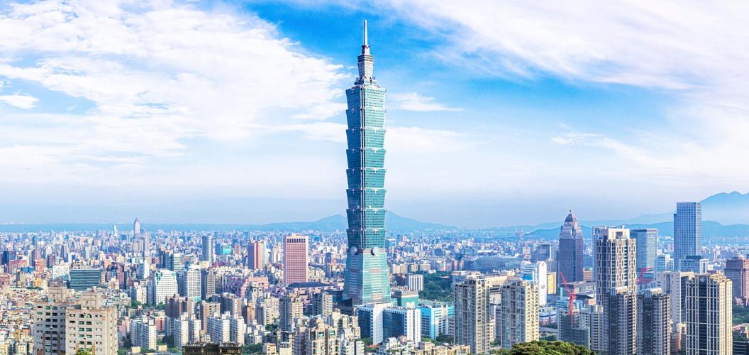 科安公司位於台北市信義區
