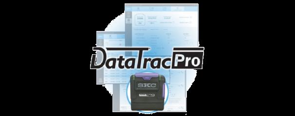 DataTracPro-專為ACTouch和PPTouch採樣幫浦設計的數據管理軟體