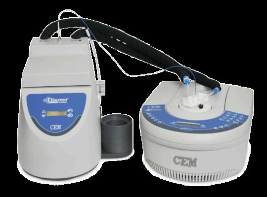 Discover CoolMate聚焦式微波反應儀可於低溫下進行快速反應