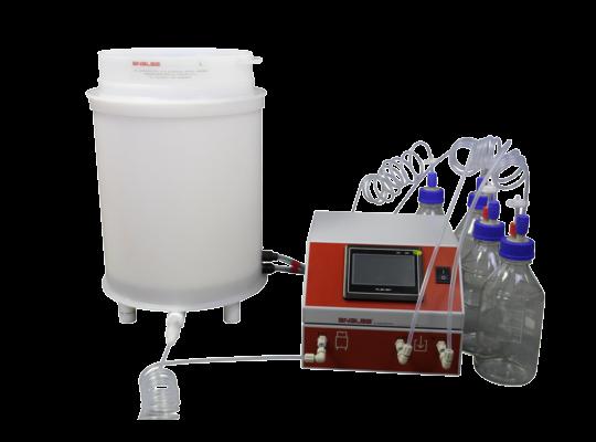 ETC EVO為適合超微量重金屬分析之專業洗瓶器
