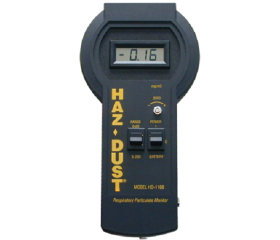 HAZ-DUST I 即時直讀式粉塵監測器