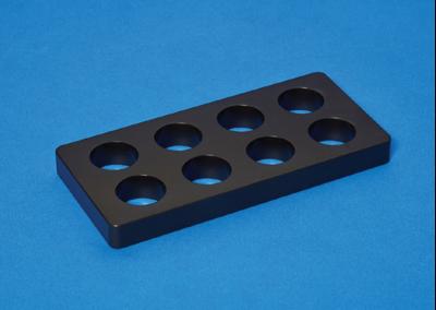 8孔抗鏽蝕石墨加熱塊