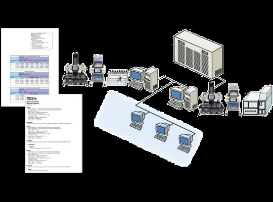 溶離數據管理系統