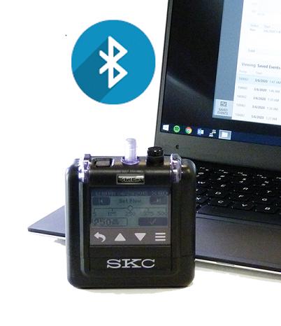 SKC Pocket Pump Touch 觸控式掌上型空氣採樣器