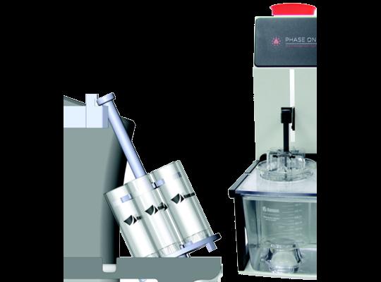 PhaseOne崩解度試驗儀具有精良設計、可輕鬆組裝
