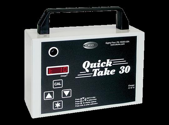 Quick Take 30(QT30) 高流量空氣採樣器