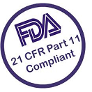 符合FDA 21 CFR Part 11規範