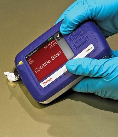 Thermo Trunarc 手持式拉曼毒品分析儀