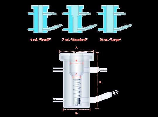經皮收垂直擴散槽規格