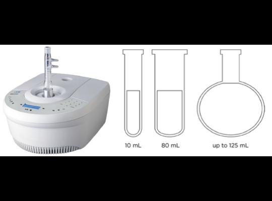 聚焦式微波合成儀適用各式反應瓶