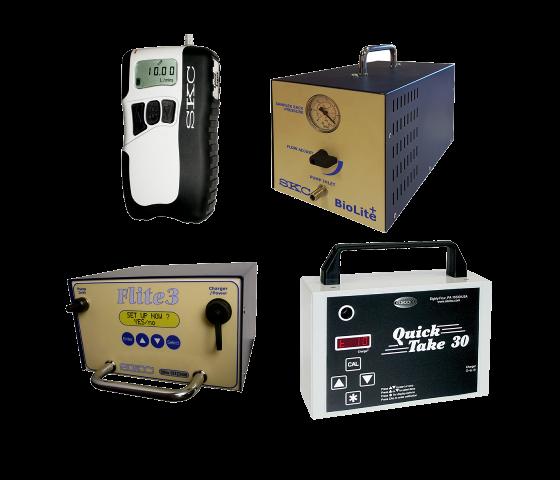 SKC sampling pumps 區域型氣體採樣器