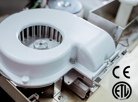 MARS 6微波消化器具專利磁控管保護裝置