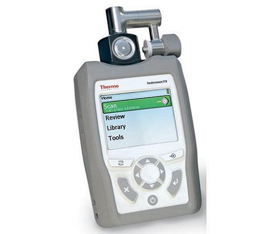 Thermo TruDefender FTX手持式FTIR物質鑑定儀