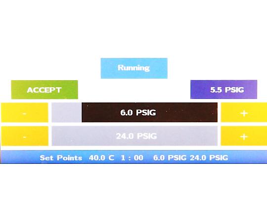 XcelVap具全程程式控制與自動感測