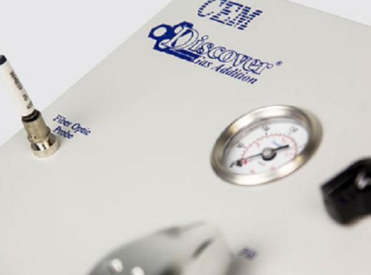 Discover聚焦式微波反應儀可進行加氣反應