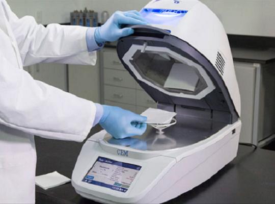 獨特八角形爐腔體設計可形成高效微波場,加速微波乾燥樣品過程