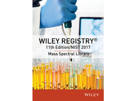 Wiley Registry 11th Edition-NIST 2017 Libraries and Databases