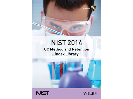NIST 2014 GC Method and Retention Index Library
