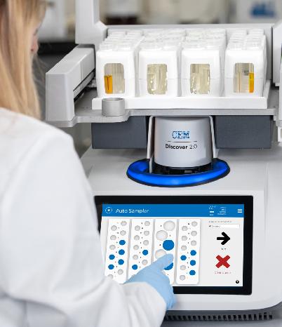 CEM Discover 2.0 微波合成