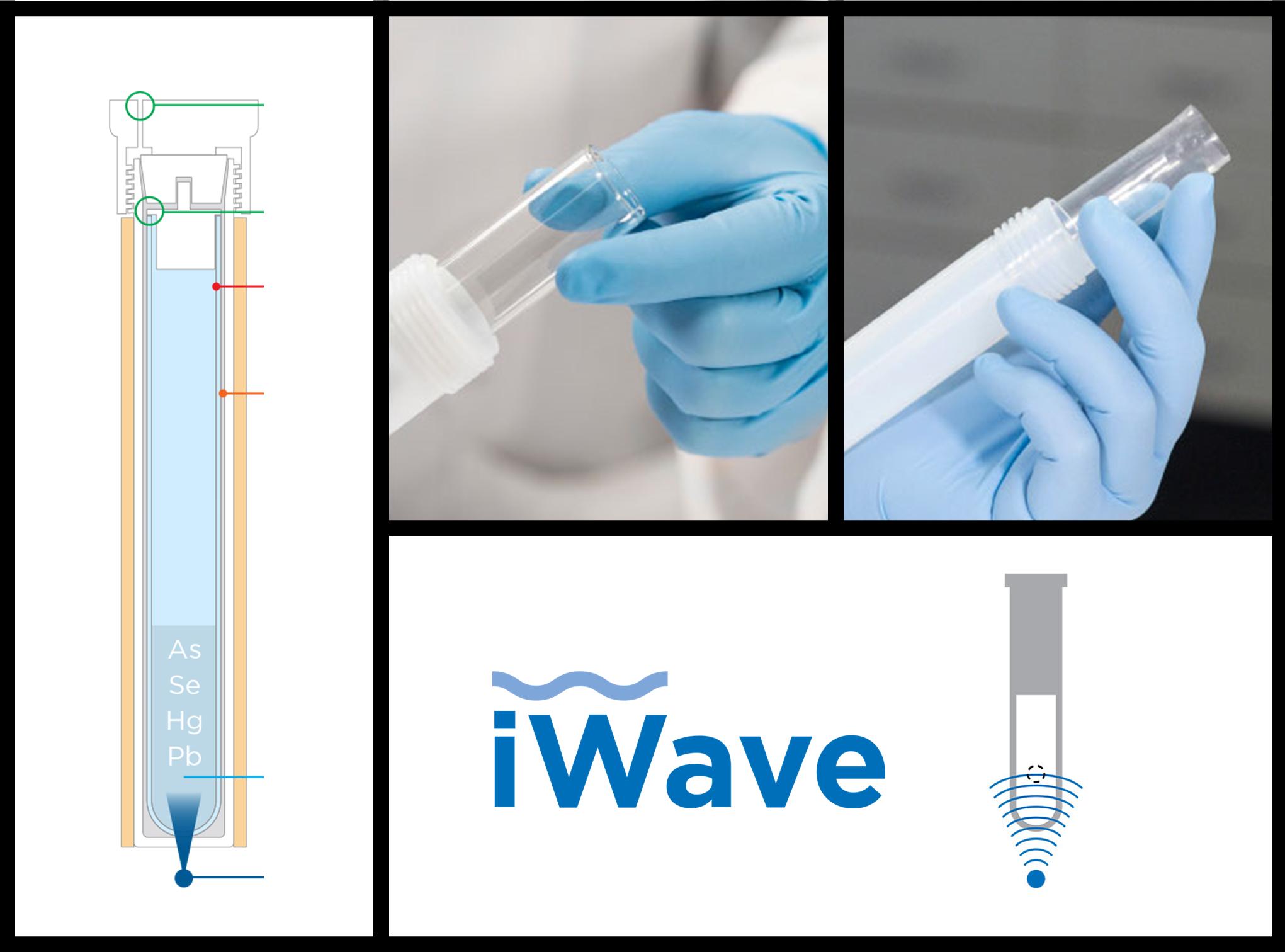 MARS 2 iWave 溫度感測與替換式內襯