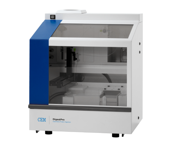 DigestPro 全自動蛋白質消化與質譜分析樣品製備系統
